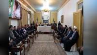 Lübnan'da kaçırılan İranlı diplomatların 35. yıldönümü anma merasimi