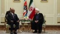 Ruhani: İran, Afrika ülkeleriyle münasebetlerini geliştirmeye hazır