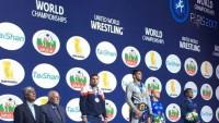 İran'lı güreşçi Dünya Şampiyonu Oldu