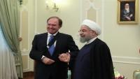 Ruhani: Nükleer anlaşma, İran ile Avrupa'nın ekonomik münasebetlerine zemin sağladı