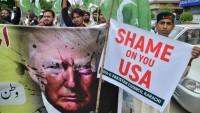 Pakistan Halkı, Amerika'ya Ölüm Sloganları Attı