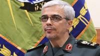 Tümgeneral Bakıri: İran silahlı kuvvetleri her türlü tehdide karşı koyacak hazırlıktadır