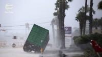 Amerika'da son 12 yılın en kötü fırtınası karaya ulaştı