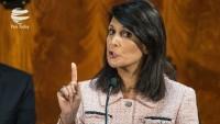 Nikki Haley: UAEA denetçileri İran'ın askeri merkezlerine girebilmeli