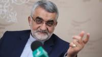 Burucerdi: İran aleyhinde yeni yaptırımlar açık bir şekilde nükleer anlaşmanın ihlalidir