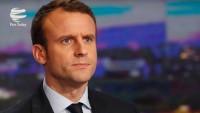 Macron: İran'ın füze programına karşı kesin tavır sergilenmeli