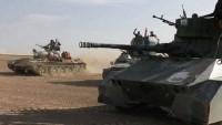 Irak ordusu el'Anbar'ın batısına yeni askeri birlikler gönderiyor
