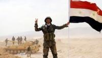 Suriye ordusu Hatle ve Deyruzzur'daki teröristleri tamamen temizledi