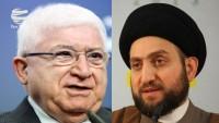 Fuat Masum ve Ammar Hekim, Irak'ta seçimlerin zamanında yapılacağını bildirdiler