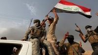 Irak ordusu Rabia Sınır Kapısında Kontrolü Sağladı
