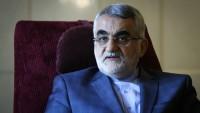 Türkiye parlamenter heyeti Tahran'da