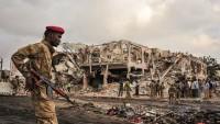 Somali'de düzenlenen bombalı saldırıda ölenlerin sayısı 237'ye yükseldi
