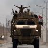 Irak güçleri, el-Enbar Batı Çölü'nde 45 köyü daha teröristlerden temizledi