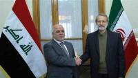 Laricani: Irak güçlü bir ülkedir