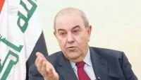 Irak cumhurbaşkanı yardımcısı İyad Allavi: Barzani referandum sonuçlarının iptalini kabul etmedi