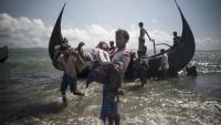 Myanmar'da müslümanlara yönelik katliamlar sürüyor