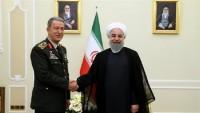 Türkiye Genelkurmay Başkanı'nın Tahran'daki temasları