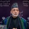 Afganistan'ın eski cumhurbaşkanı Karzai: Amerika, Afganistan'da güvensizliğin baş unsurudur