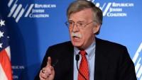 Amerika'nın BM eski temsilcisi John Bolton, Amerika'nın Bercam'dan çıkmasını tekrar vurguladı