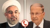 Hasan Ruhani: İran her zaman Lübnan milletinin yanında olmuştur
