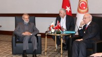 Laricani: IŞİD sorununun bitmesi İran, Türkiye ve Rusya için önemli kazanımdır