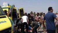 Mısır'da Düzenlenen Terörist Saldırıya Tepki Yağdı