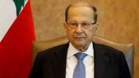 Michel Aoun: Saad Hariri'nin tutumu kabul edilemez
