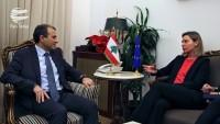 AB'den Suudi Arabistan ve Hariri'ye kritik çağrı