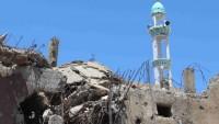 Suudi savaş uçakları, Yemen'de camileri bombaladı