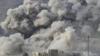 Suudi uçaklarının Yemen'e saldırısı devam ediyor