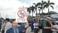 Malezya'da ABD-İsrail mallarına boykot