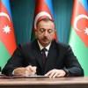 İlham Aliyev'den Siyonist İsrail'e dostluk nişanı verildi!