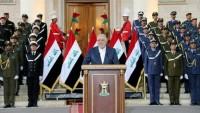 Bağdat'ta IŞİD'e karşı zafer töreni düzenlendi