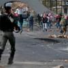 Siyonistlerin saldırılarında 1800 Filistinli yaralandı