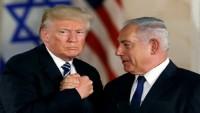 Siyonistlerden Amerikan başkanı Trump'a hizmetlerinin karşılığında ödül