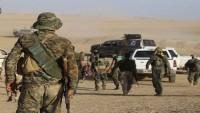 Haşdi Şaabi güçleri, Irak-Suriye sınırında IŞİD'in saldırısını geri püskürttü