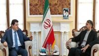Emir Abdullahiyan: İran bölgede sebat için Suriye'nin yanında olacak