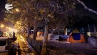 İran'ın başkenti Tahran ve çevresi dün gece depremle sarsıldı