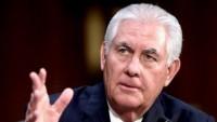 Amerika dışişleri bakanı baskıları azaltmaya çabalıyor