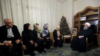 Hasan Ruhani: Teröristler bölgede Müslümanların ve Hristiyanların kaderini birbirine düğümledi