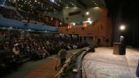Ruhani: Üniversiteli öğrencilerin İslam Cumhuriyeti nizamı üzerinde büyük hakları var