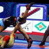 İran Uluslararası Tahti Grekoromen güreş müsabakalarının şampiyonu