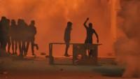 Tunus'ta 200 gösterici gözaltına alındı