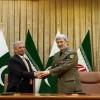 İran ve Pakistan Savunma Bakanları Arasında İşbirliği Anlaşması