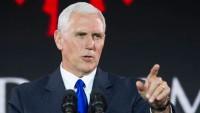 ABD Başkan Yardımcısı İran'ın Bölgesel Nüfuzundan Rahatsız