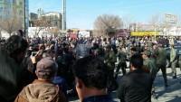 Siyonist İngiltere Rejimi, İran'da ki Gösterilere Açık Desteğini Sürdürüyor