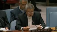 İran'ın BM temsilcisi Hoşru: Amerikalı yöneticiler ahlaktan ve siyasetten uzaklar