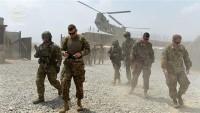 Afganistan'da 1 ABD askeri öldü, 4'ü yaralandı