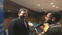 BM güvenlik konseyinden Bercam'a destek