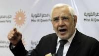 Güçlü Mısır Partisi Başkanı: İran'ı Arapların düşmanı sayanların akli dengeleri yerinde değil